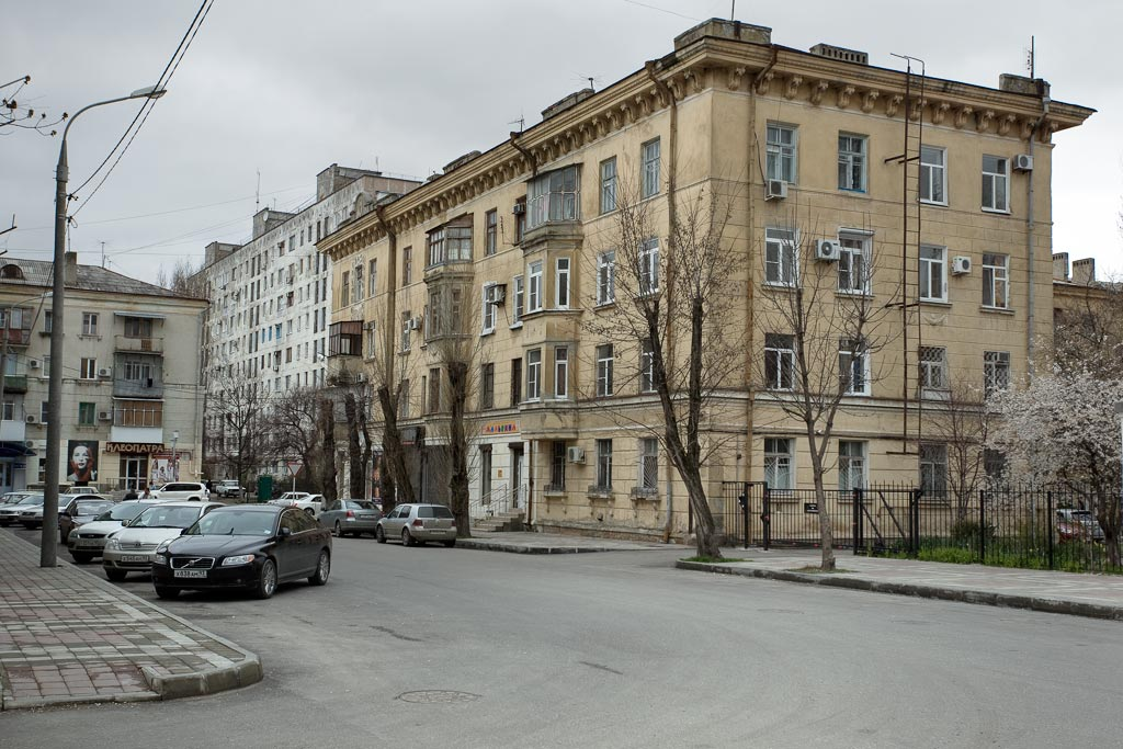 ул к. маркса, 2