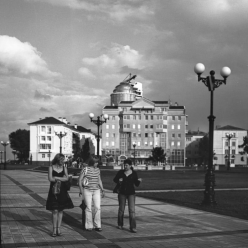 Новороссийск. Набережная. Фото Андрей Бондаренко