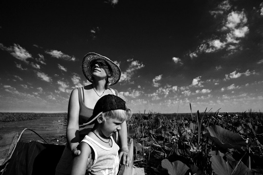 Тамань. Долина Лотосов. Фото Андрей Бондаренко