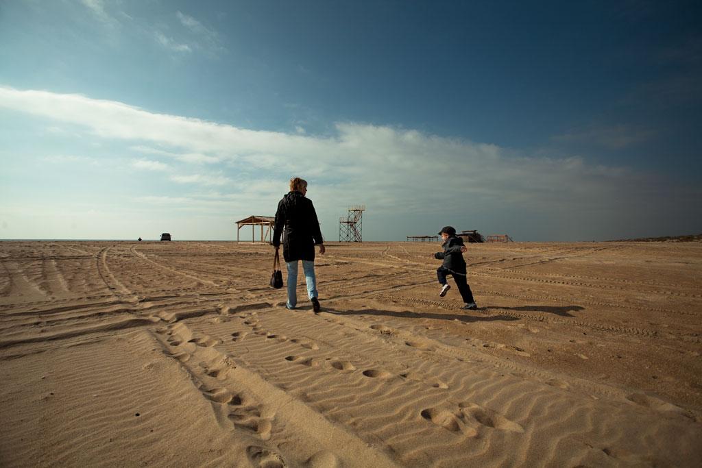 пляж витязево. фото Андрей Бондаренко