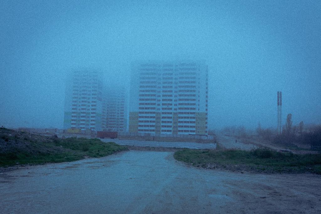 Новороссийск. Микрорайон на Малой земле. фото Андрей Бондаренко