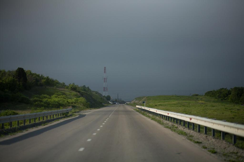 Южная Озерейка. Терминал. Фото Андрей бондаренко