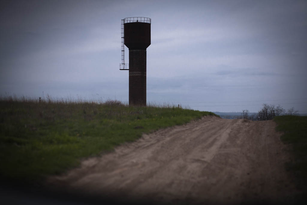 Тамань. Поселок За Родину. фото Андрей Бондаренко