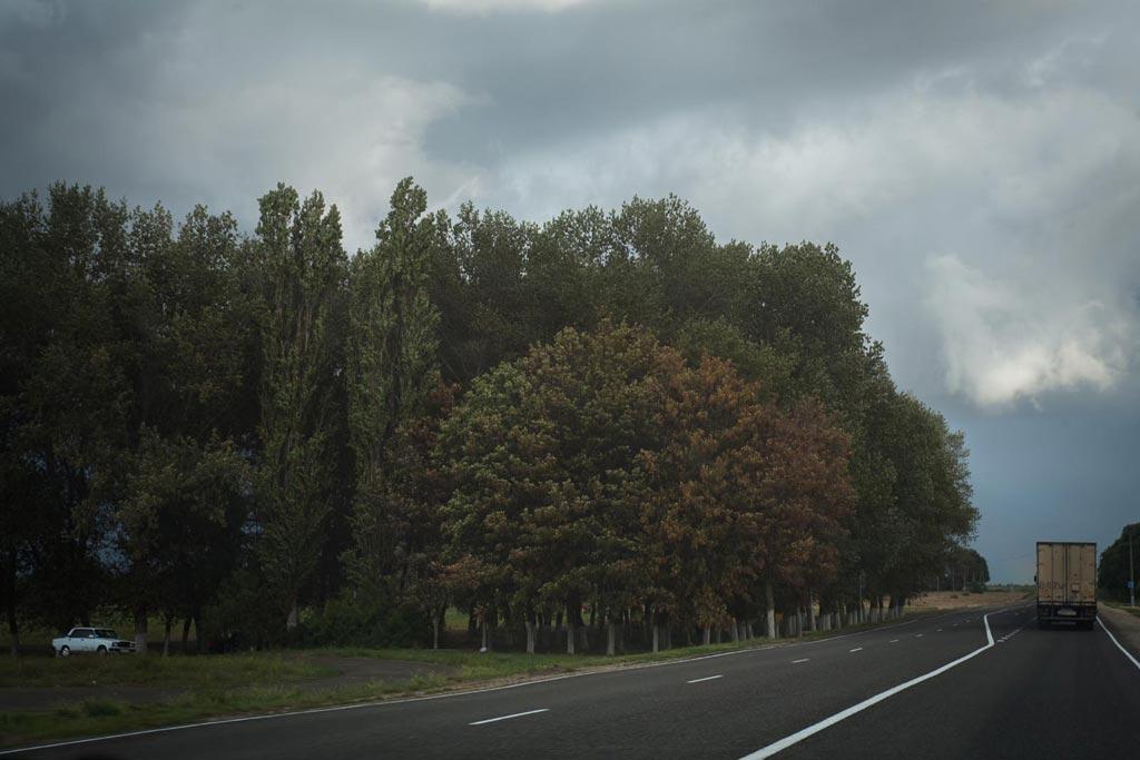 Из Тамани в Анапу фото Андрей Бондаренко