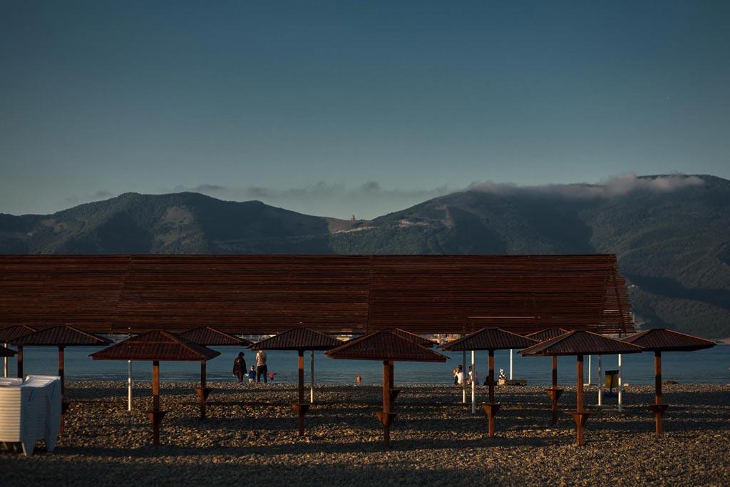 Пляж Коса. фото Андрей Бондаренко