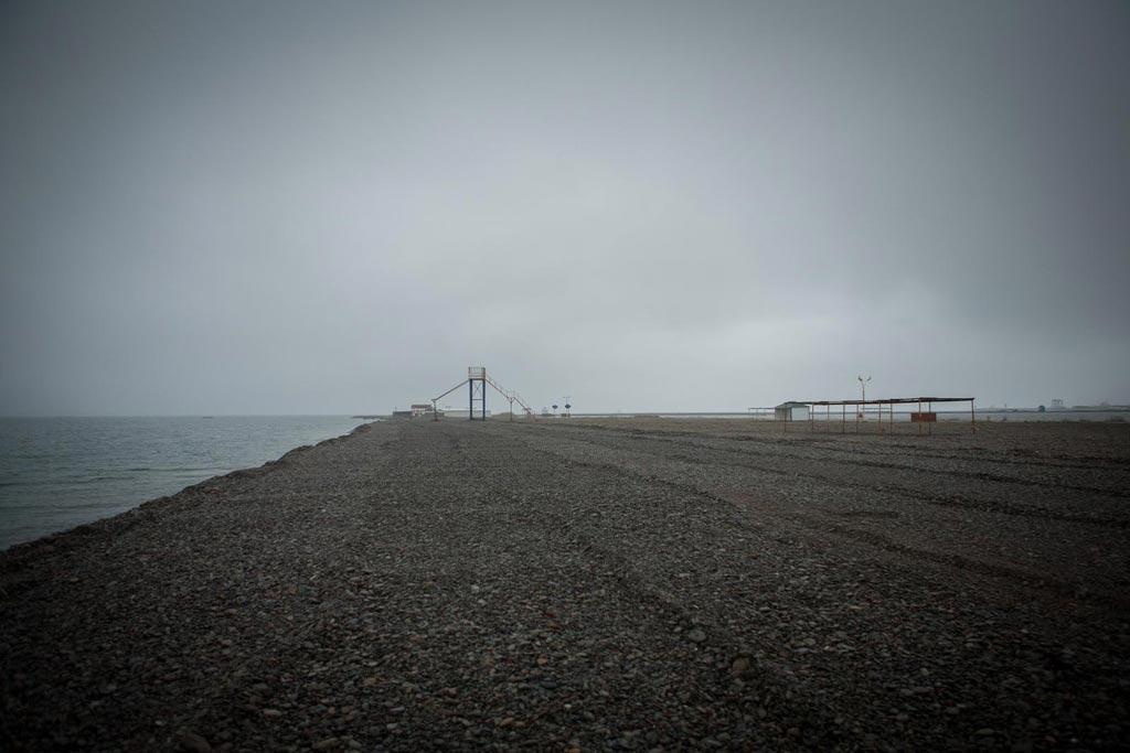 Новороссийск. Пляж Коса. фото Андрей Бондаренко