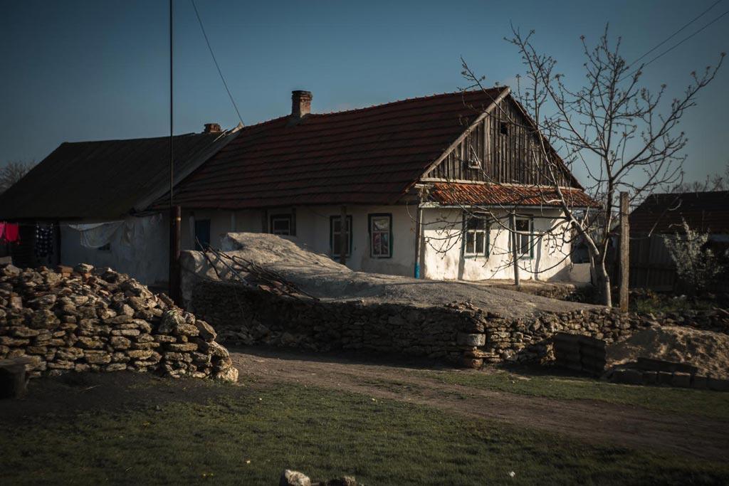 Домик в деревне. фото Андрей Бондаренко